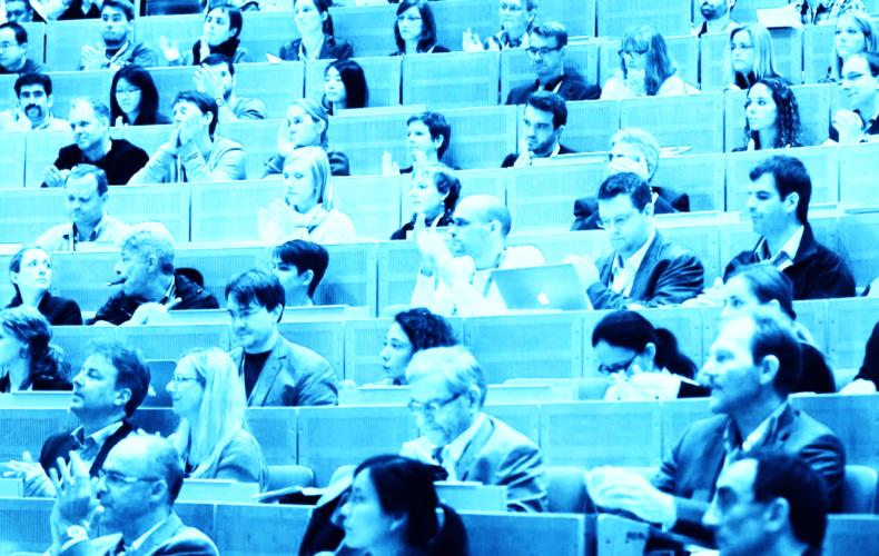 Öffentlichkeitsarbeit auf wissenschaftlichen Kongressen