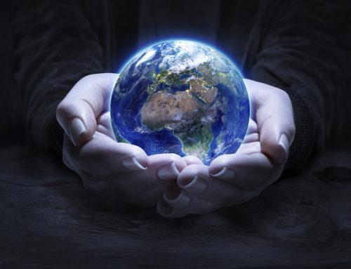 Wieviel wiegt die Erde?